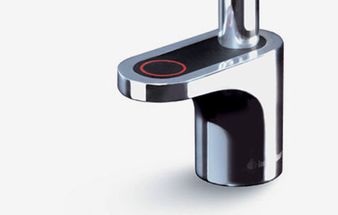 The Aquaspot Faucet by Inventum and WeLL Design - 3rings