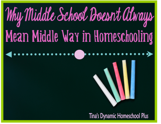 Homeschooling Why Middle School Doesn't Always Mean Middle Way in Homeschooling