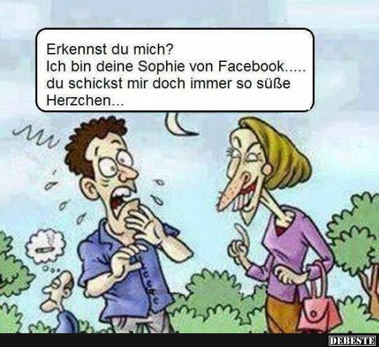 Ich Bin Deine Sophie Von Facebook Lustige Bilder Sprüche