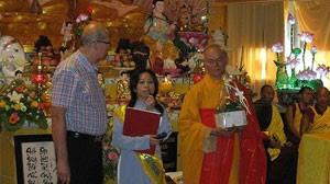 Stockholm Buddhist Vihara