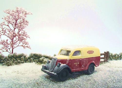 Icey Van