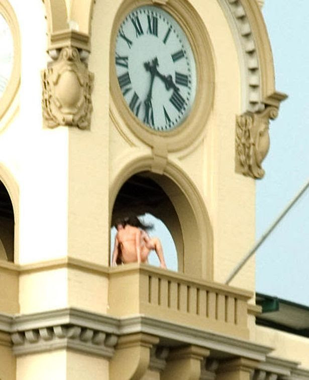 Sex in clock Tower