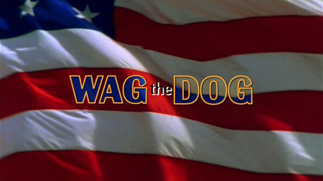 Image result for wag the dog meme