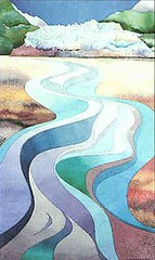 River of Time by Dot Bardarson