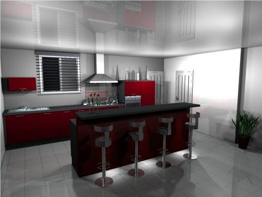 Conseils pour faire coussins tabouret de bar tabouret de bar - Cuisine aviva annecy ...