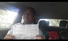Didenda Rp100 Ribu karena Tak Pakai Masker saat Mengemudi