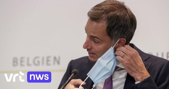 """Expert over uithaal premier De Croo naar niet-gevaccineerden: """"Dingen op scherp gesteld, maar niet gestigmatiseerd"""""""