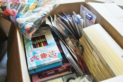 unpacking happy