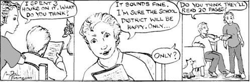 Home Spun Comic #51