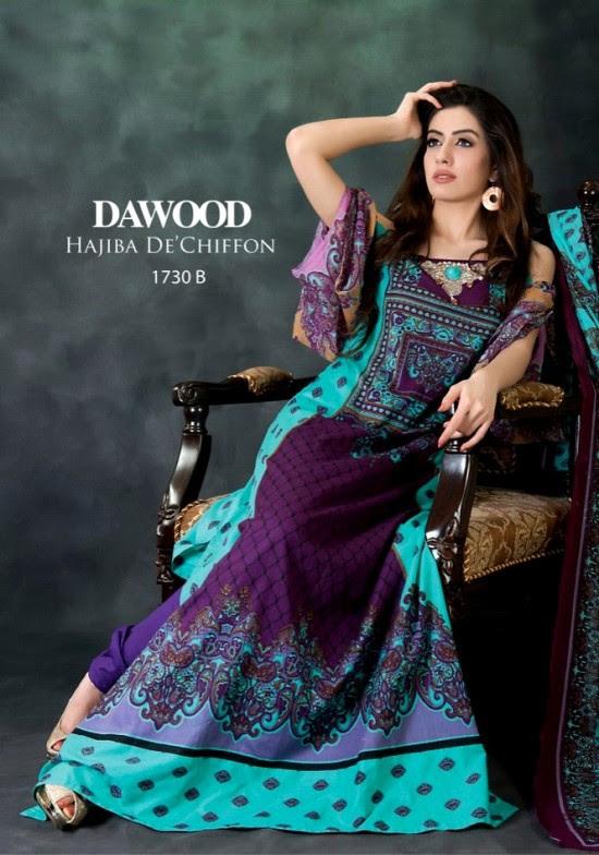 Hajiba-De-Chiffon-by-Dawood-Lawn-Double-Shade-Lawn-Prints-New-Fashion-2013-2014-11