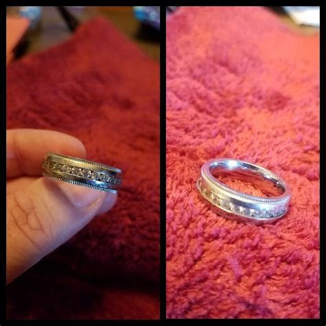 DO YOU RECOGNIZE THIS RING? Lexington woman looking for
