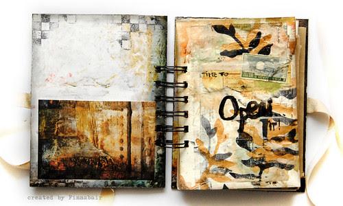 Mini journal page1