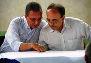 Luis Fernando e Sebastião Madeira
