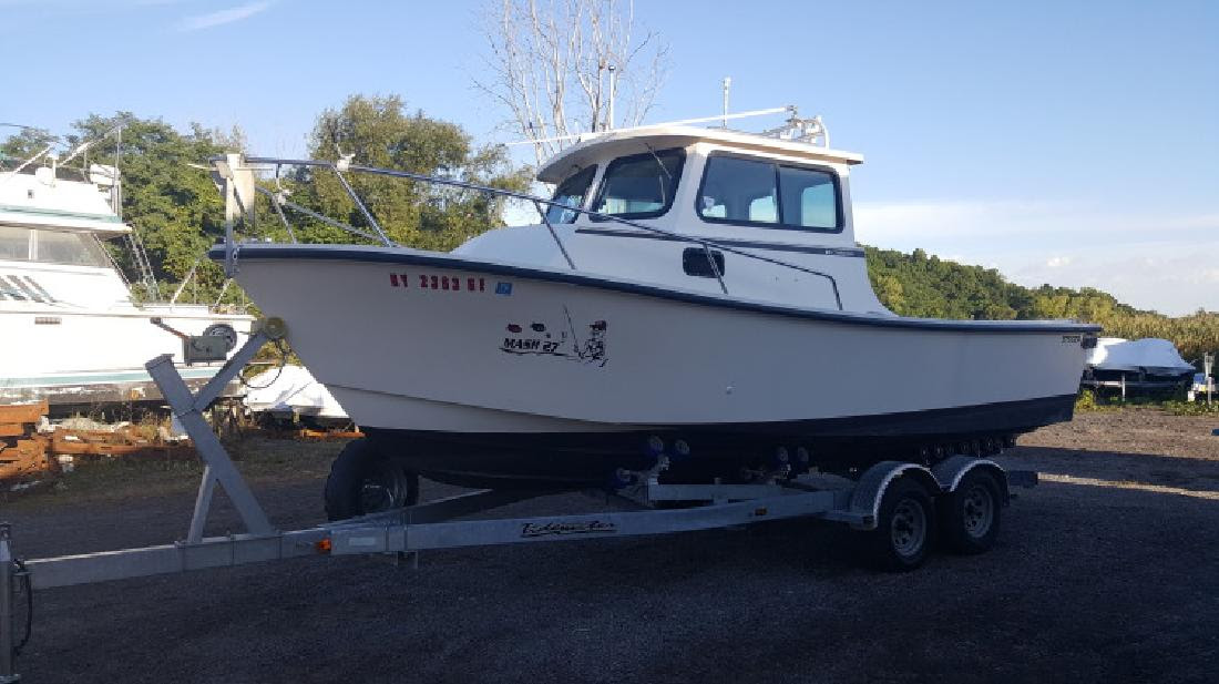 1998 Steiger Craft Boats 23 Chesapeake In Rochester Ny