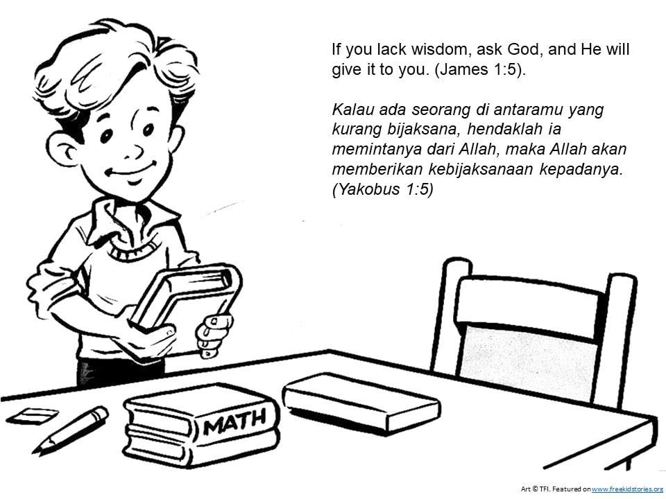 Cerita Video Dan Halaman Mewarnai Untuk Anak Anak Freekidstories