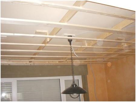 Uitzonderlijk Gevelbekleding schilderen: Houten plafond maken &ZP59