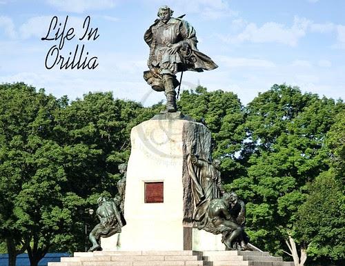 Orillia - Life in Orillia (Calendar Cover Photo)