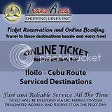 Trans-Asia Shipping Iloilo-Cebu Route