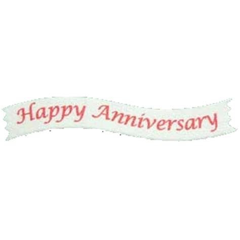 Happy Anniversary Banner only 6p for cardmaking and