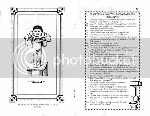 Ottozine Pages 8-9