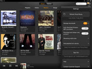 Amazon Cloud Player 2.0 for iPad