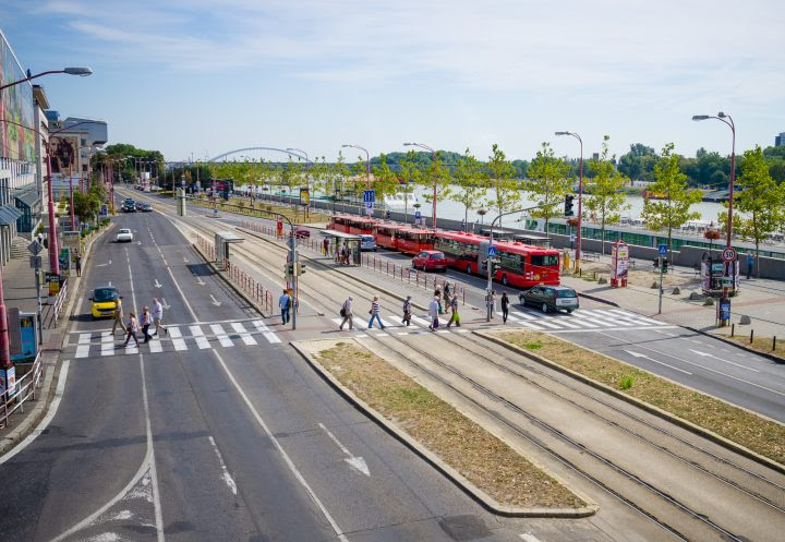 19 September 2016 – Road user behaviour, Bratislava