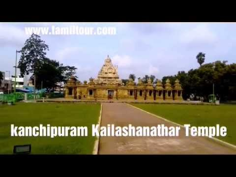 Oldest pallava temple in kanchipuram