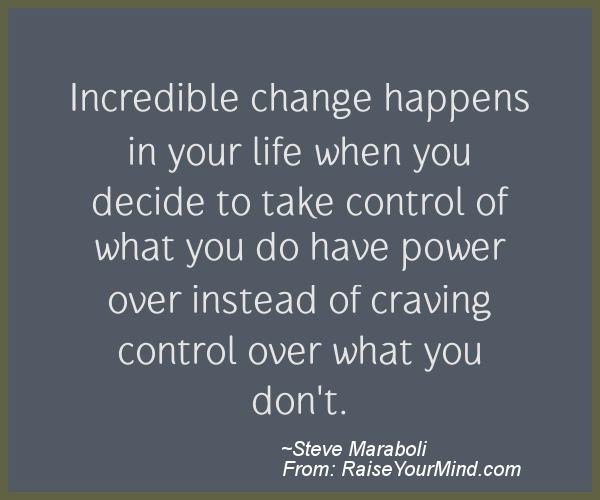 Motivational Inspirational Quotes Incredible Change Happens In