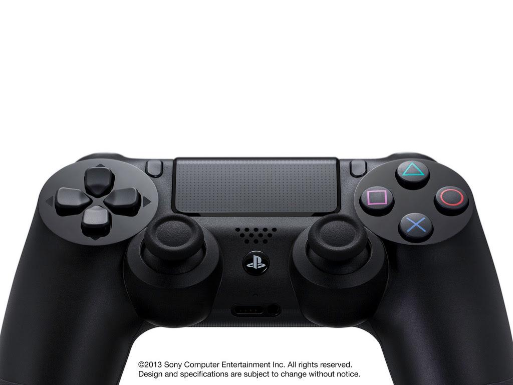 Novo DualShock 4 traz painel de toque na frente (Foto: Divulgação) (Foto: Novo DualShock 4 traz painel de toque na frente (Foto: Divulgação))