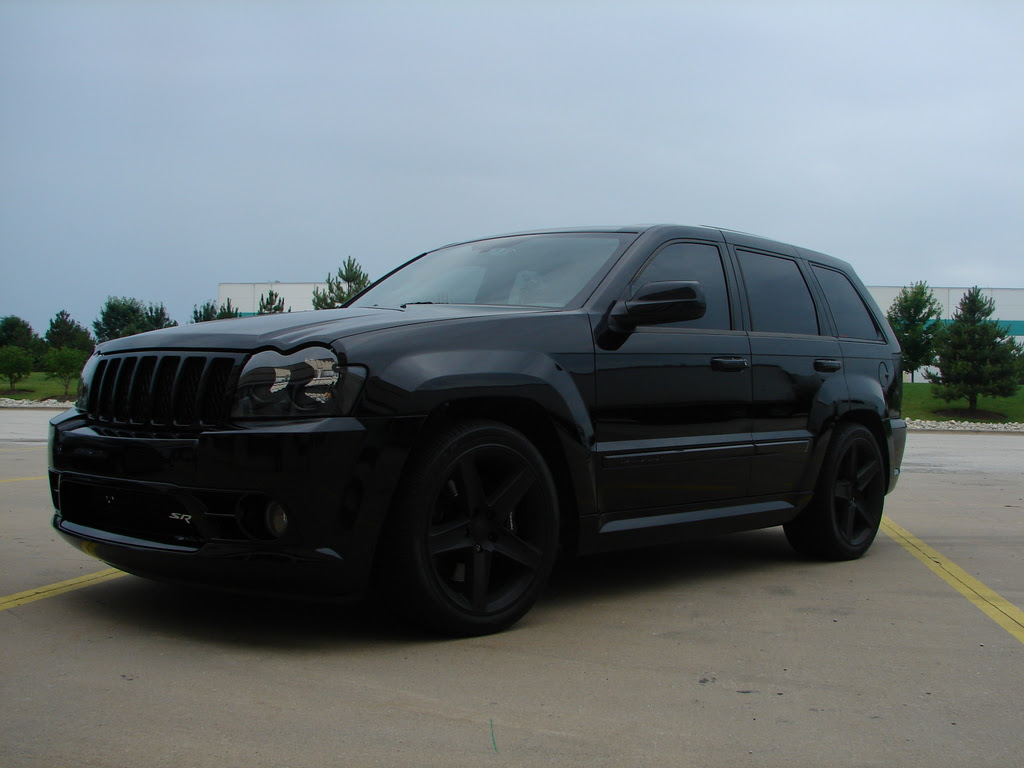 Top Jeep 2007 Jeep Grand Cherokee Srt8 For Sale