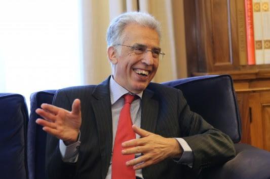 Εκλογές 2015: Ο Νικηφόρος Διαμαντούρος επικεφαλής στο ψηφοδέλτιο Επικρατείας του Ποταμιού