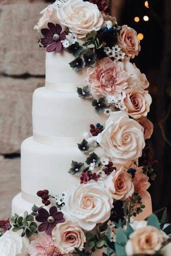 140 Beautiful Wedding Cakes   Kerala Wedding Style