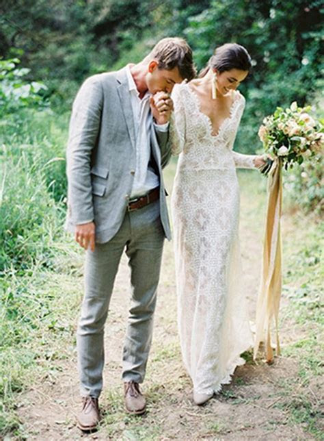 Great Groom Attire Ideas for a Summer Wedding   Wedding