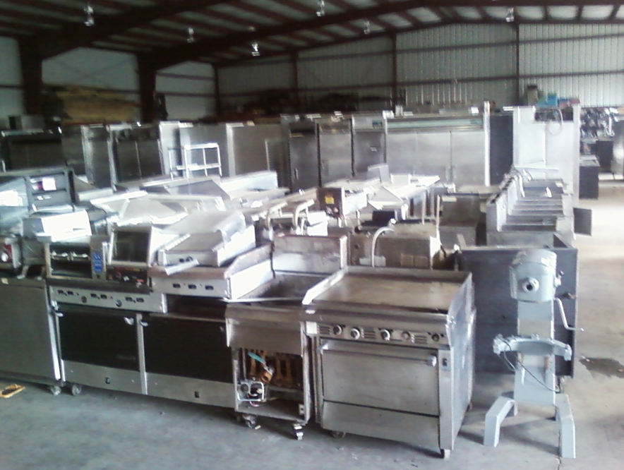 restaurant equipment financing | One Fat Frog's Current New & Used
