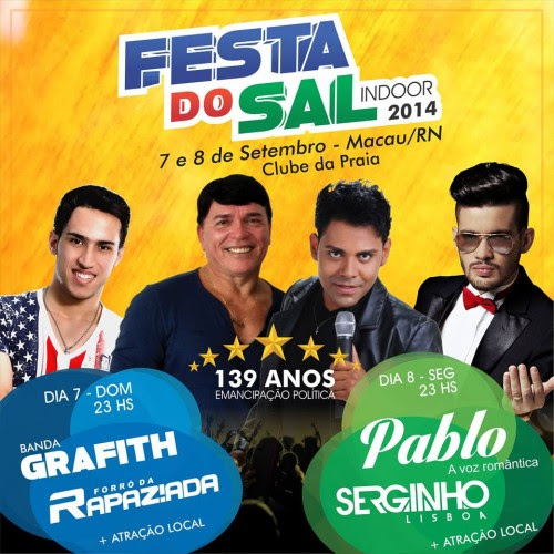 Festa do Sal indoor