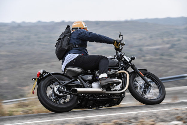 First Ride: Does the Triumph Bobber live up to the hype ...