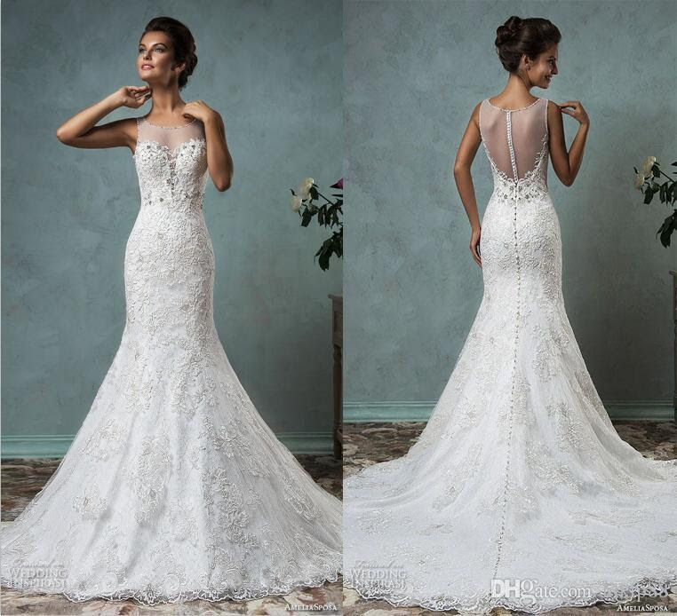 21 Elegant Mermaid Wedding Dress Vera Wang