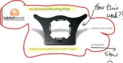 eo mounting plate