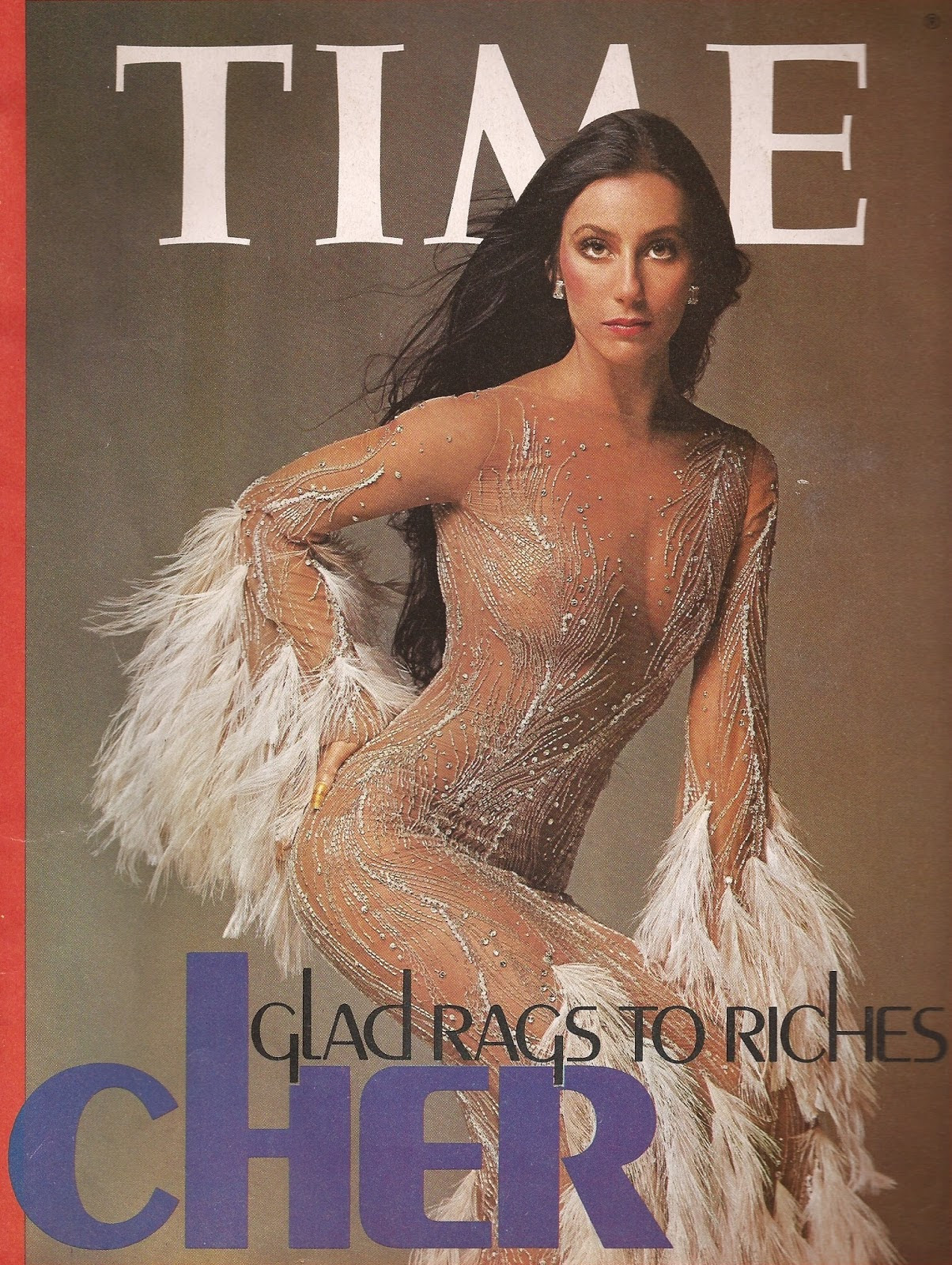 cher Time Cover March 17, 1965