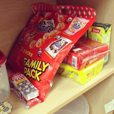 Snacks corner! :D #fatdieme  (Taken with Instagram)