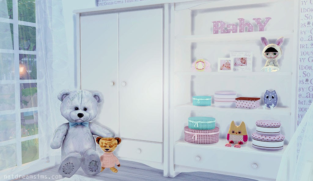 nursery sims4