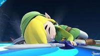 Toon Link se suma a los luchadores de Super Smash Bros.