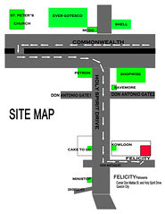 felicity patisserie map