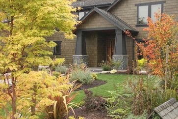Pacific Northwest Front Yard Landscaping