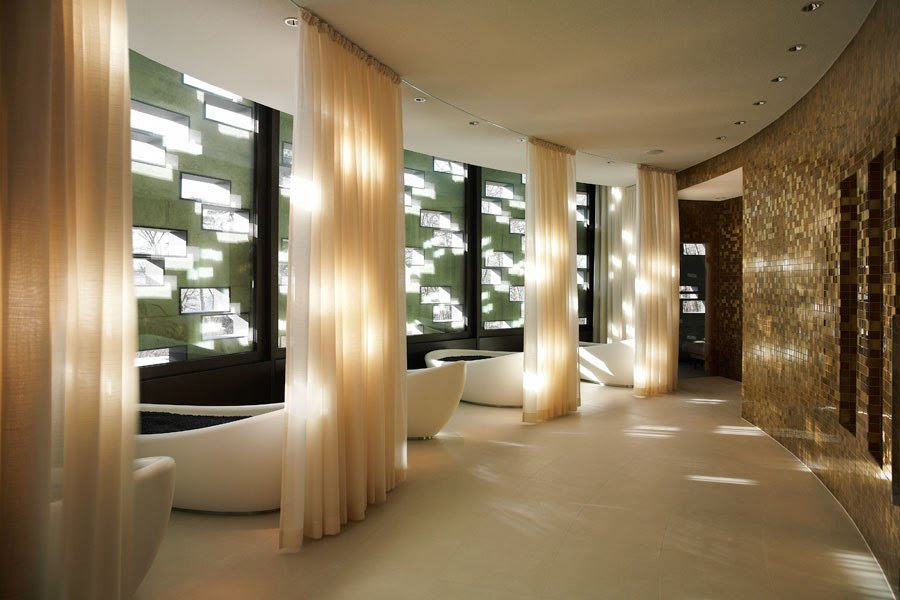 10 of the Best SPA Interior design in the World
