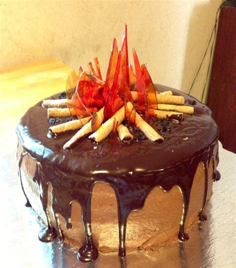 1000  images about Firework / Bonfire Night Cake Ideas on