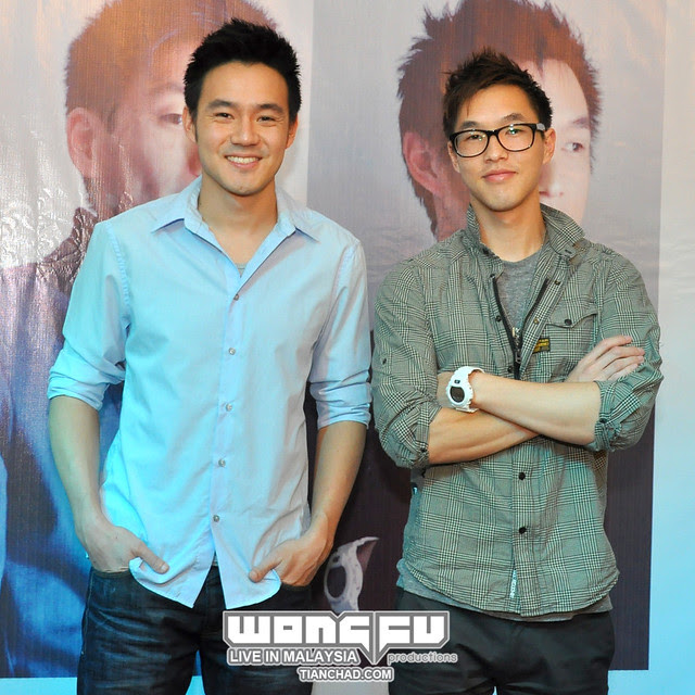Wong Fu Live in Malaysia 2012 - Philip Wang and Wesley Chan