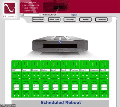 PS Audio PowerPlay Screenshot