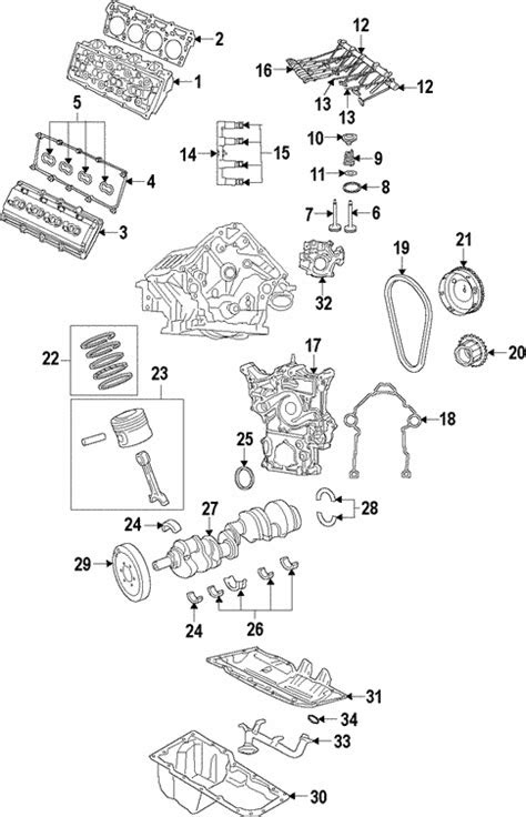 Engine for 2014 Jeep Grand Cherokee | Mopar Parts
