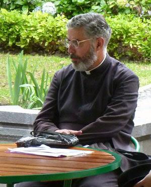 P.  Juan Carlos Ortiz